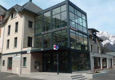 Maison de Services au Public de l'Oisans