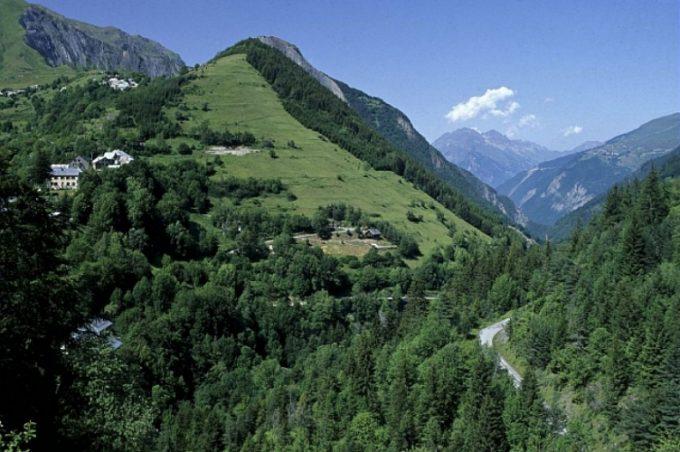 Le Puy d'Oulles