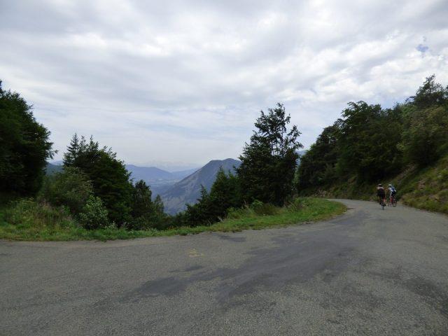 Vélo de route – Col de Parquetout – Matheysine – Alpes Isère