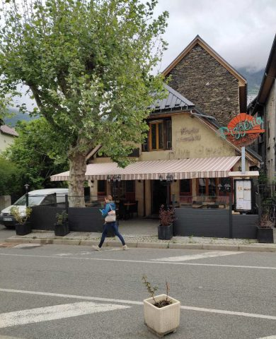 Restaurant La Rive Gauche Bourg d'Oisans