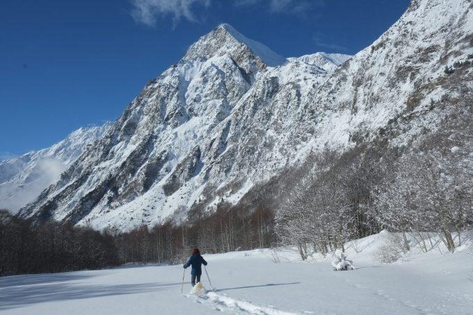 Col d'Ornon raquettes