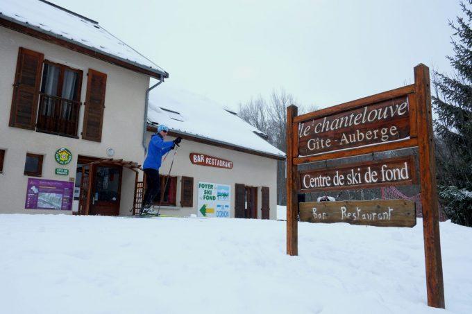 Col d'Ornon foyer de ski de fond