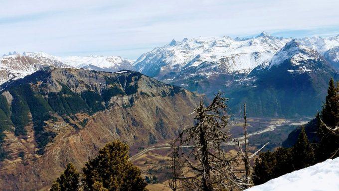 Villard Reymond la plus haute commune de l'isère