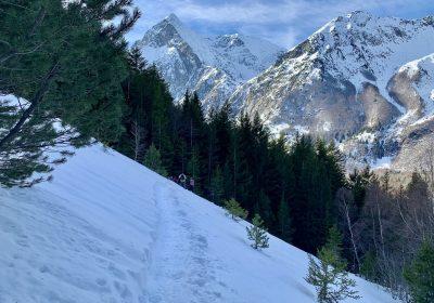 La grande découverte du Col d'Ornon