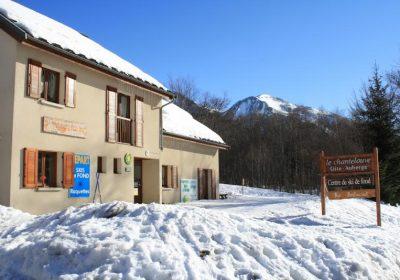 Foyer de ski de fond du Col d'Ornon – Location