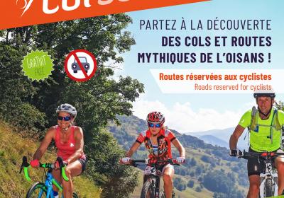 Oisans Col Series – Col d'Ornon